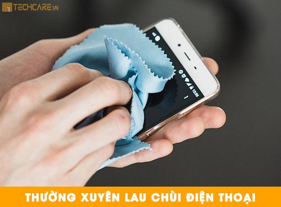 Cách bảo vệ màn hình điện thoại