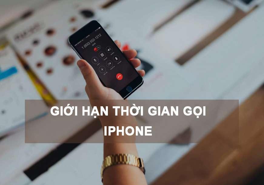 Chi Tiết Cách Giới Hạn Cuộc Gọi Cho Iphone