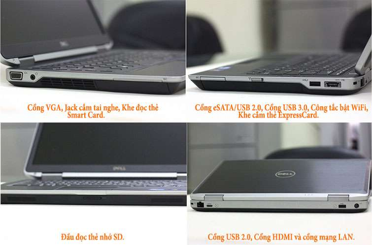 laptop dell e6430s
