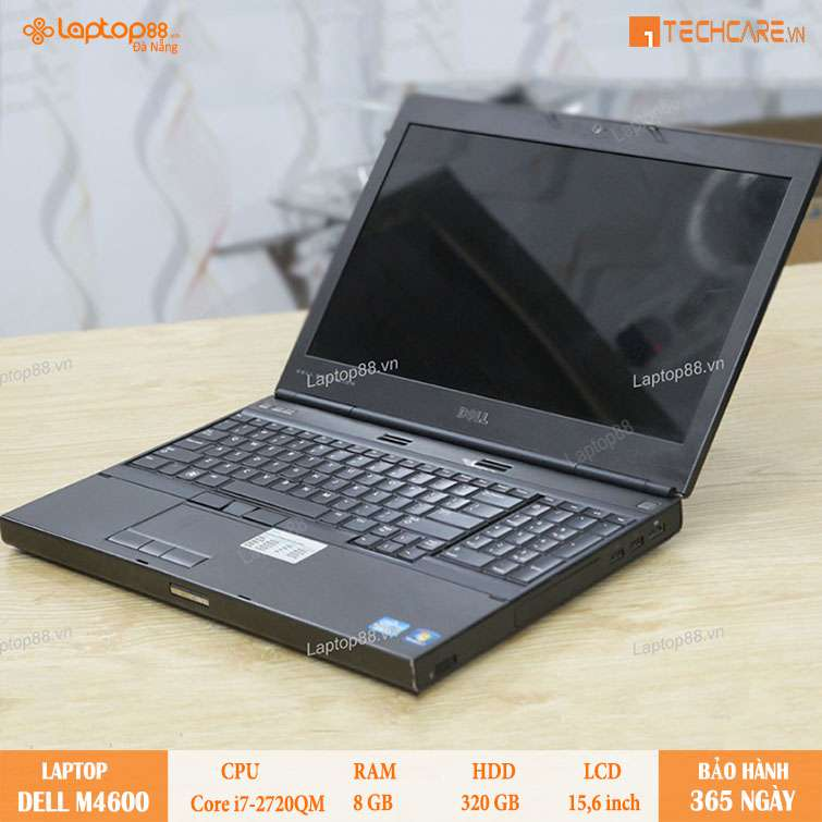 LAPTOP DELL M4600