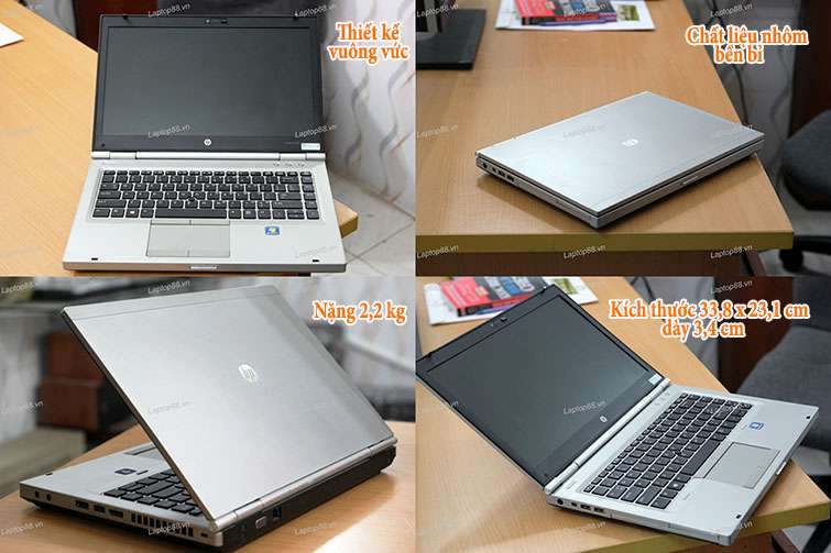 laptop hp 8470p