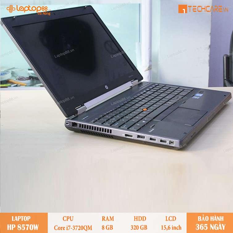 laptop hp 8570w