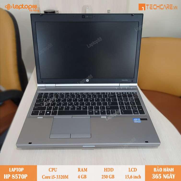 laptop hp 8570p