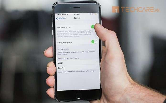 Hướng dẫn cách khắc phục pin ảo iphone – Techcare
