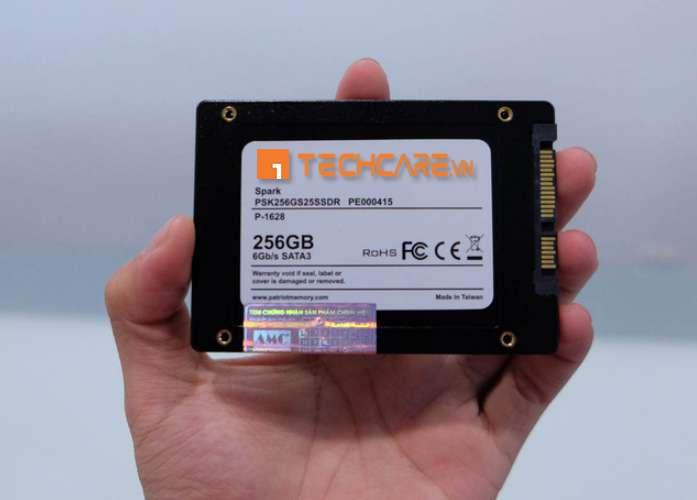 bán ổ cứng SSD 256gb giá rẻ tại đà nẵng