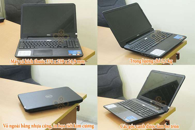 laptop dell 3537