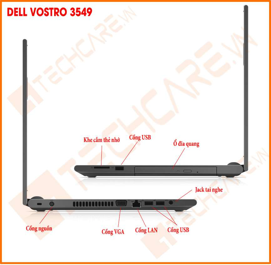 laptop dell 3549
