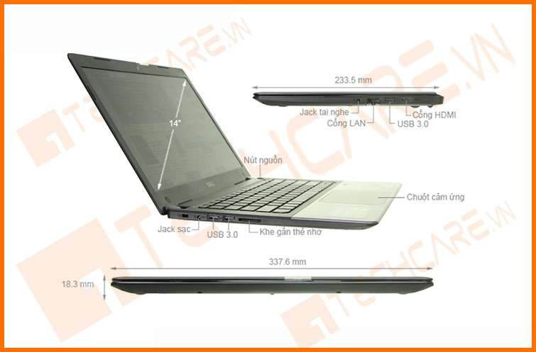 laptop dell 5480