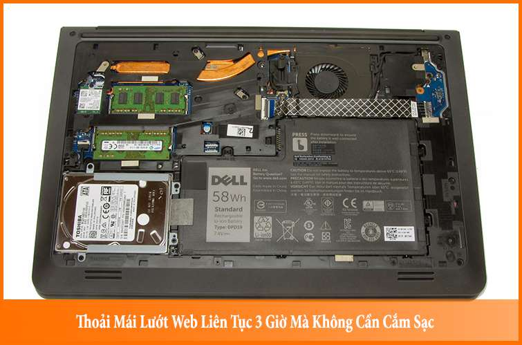 laptop dell e3550