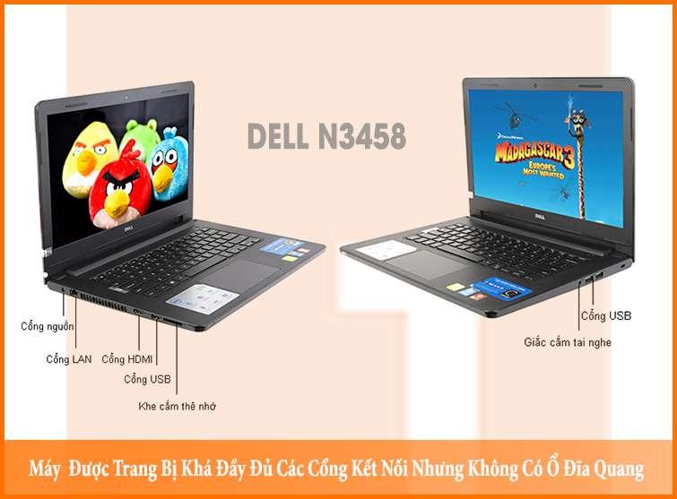laptop dell n3458