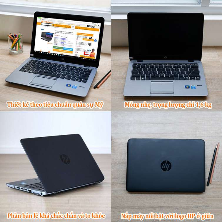 laptop hp 820 g1