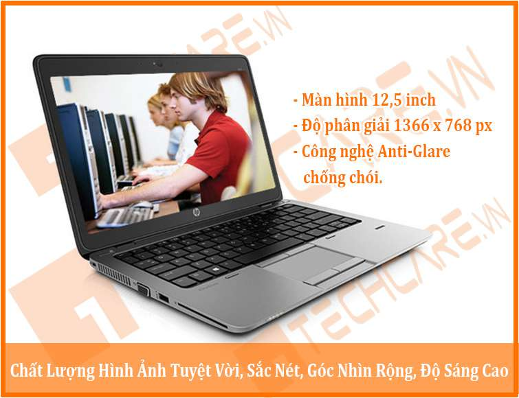 laptop hp 820 g2