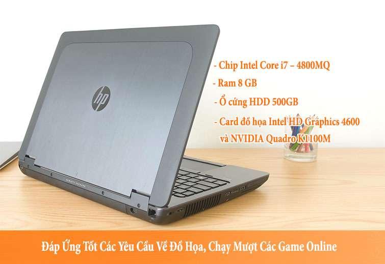 laptop hp zbook 15