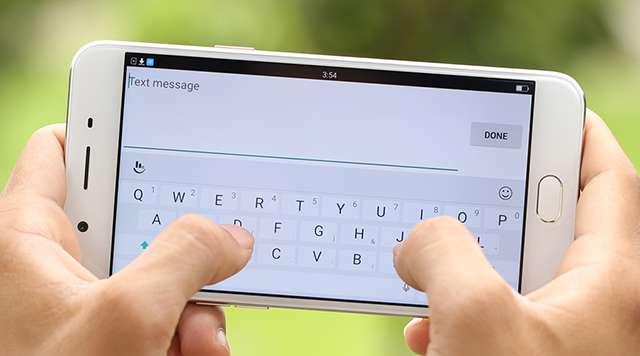 Cài đặt bàn phím Oppo – Lỗi bàn phím Oppo không hiển thị khi nhắn tin