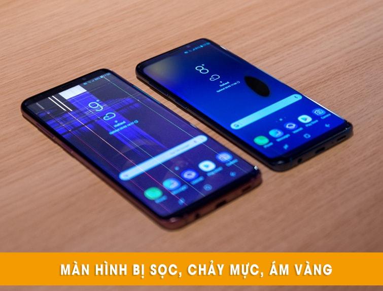 thay màn hình mặt kính samsung galaxy s9 s9 plus