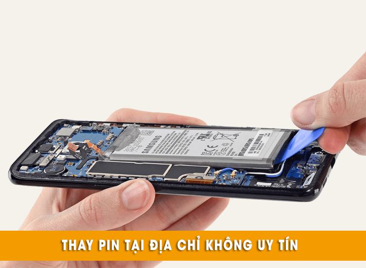 thay pin samsung galaxy s9 s9 plus