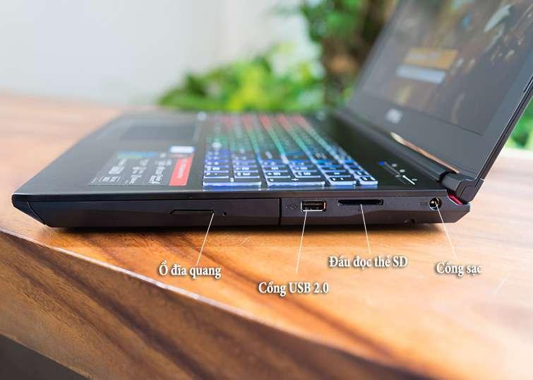 laptop msi ge62vr apache pro
