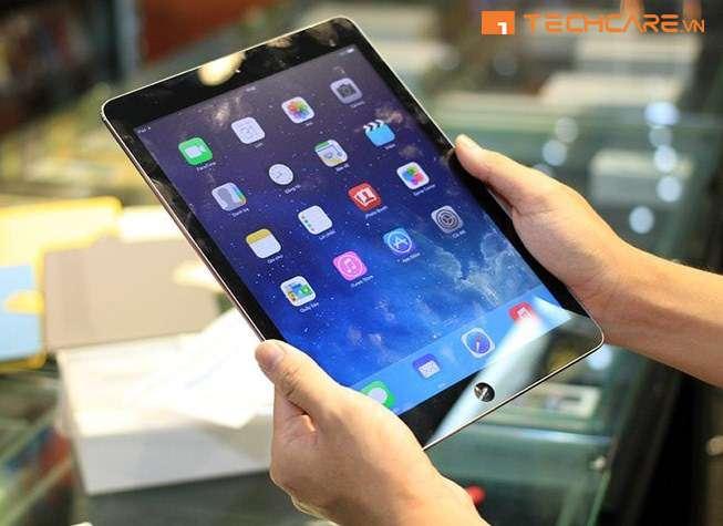 Hướng dẫn chi tiết cách chụp màn hình iPad