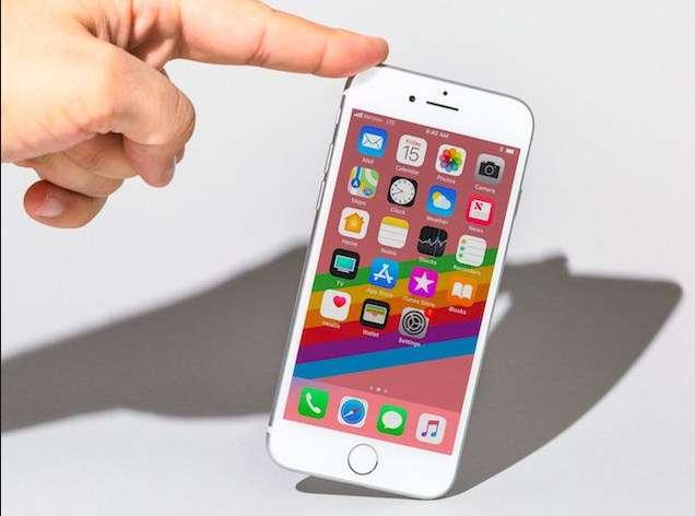 Cách khởi động lại Iphone 8/8 Plus Khi treo máy