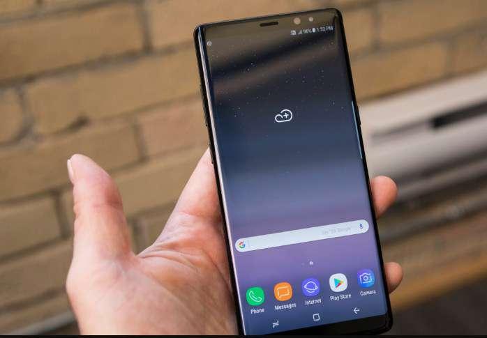 Cách tắt chế độ tự động sáng màn hình trên Galaxy Note 8