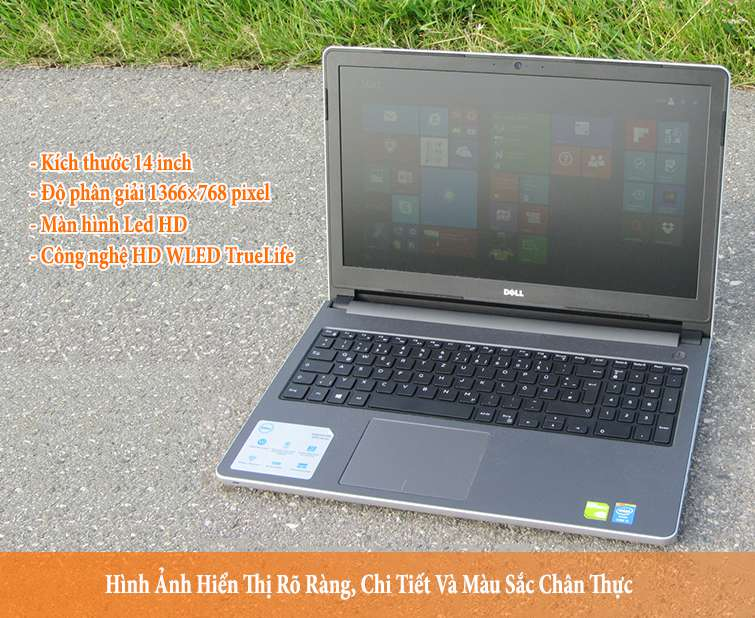 laptop dell 5558