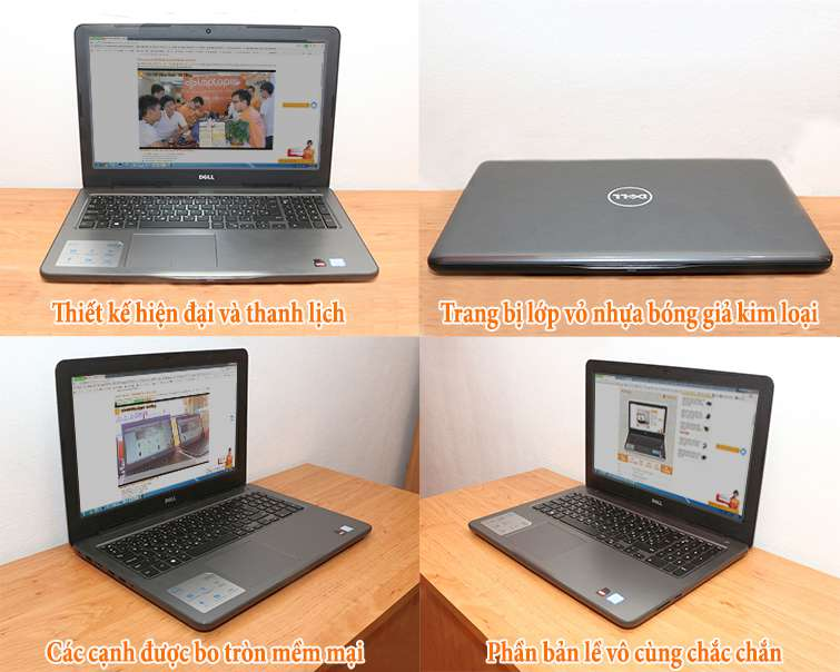 laptop dell 5567