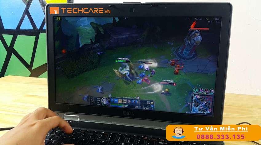 Laptop chơi game liên minh huyền thoại tốt nhất dell 6430