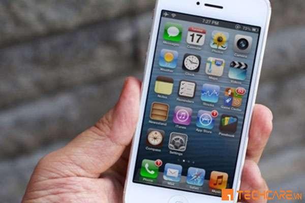 iPhone 5 sử dụng kính Gorilla Glass loại 2