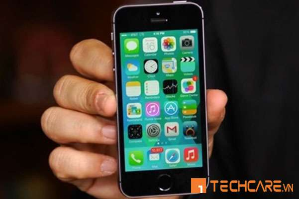 Gorilla Glass loại 3 trên iPhone 5S