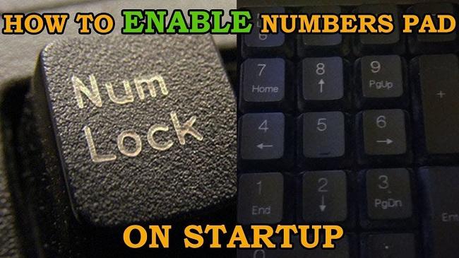 phim numlock laptop Techcare