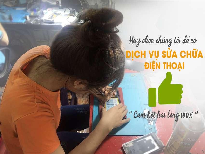 sửa chữa điện thoại samsung tại đà nẵng