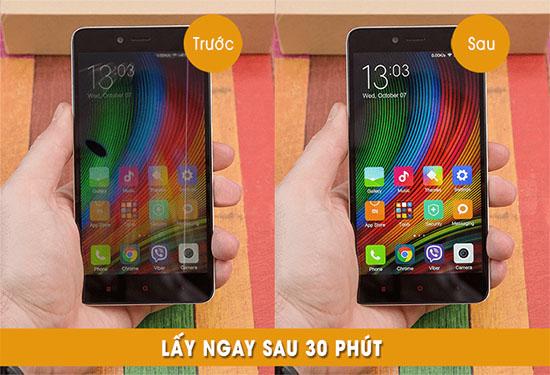 Thay màn hình Xiaomi Note 2 lấy liền