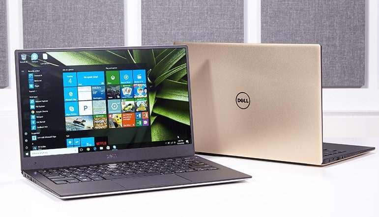 đánh giá thiết kế laptop dell