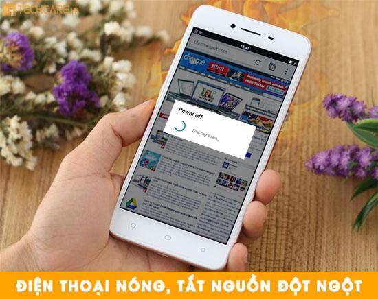 Thay pin OPPO Neo 9 tại Đà Nẵng giá rẻ 1