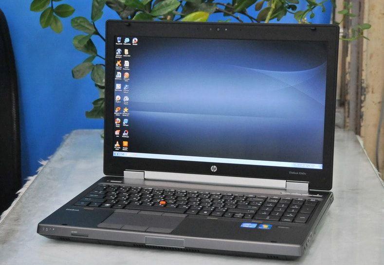 laptop cũ core i7 HP Elitebook 8570W