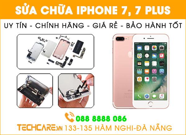 Sửa chữa Iphone 7 7 plus Đà Nẵng