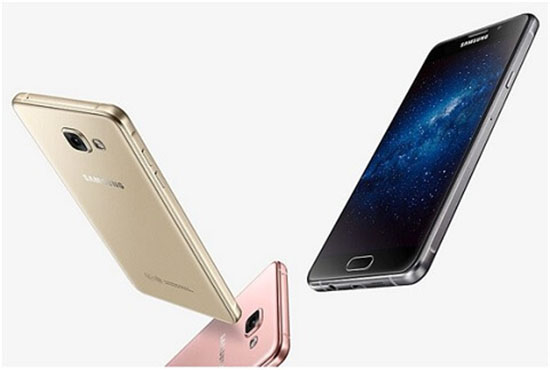 Samsung A5/A5 2016 sang trọng và chất lượng