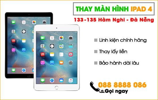 Địa chỉ thay màn hình Ipad chính hãng tại Đà Nẵng