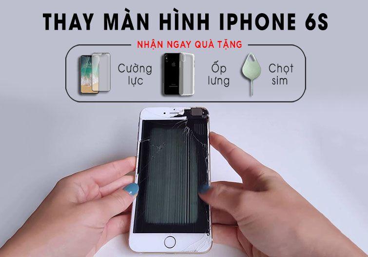 thay màn hình iphone 6s giá rẻ tại đà nẵng
