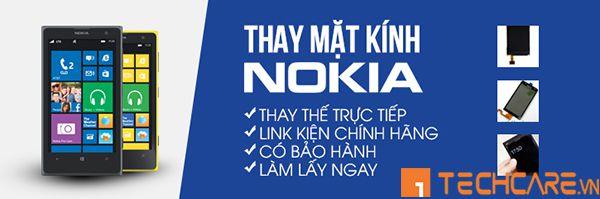 Tại sao nên thay màn hình – mặt kính Nokia 9 Edge tại Techcare?
