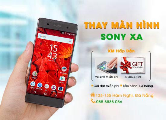 Thay màn hình Sony XA Đà Nẵng