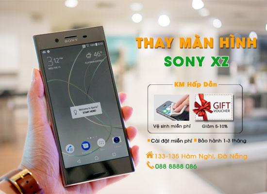 Thay màn hình Sony XZ Đà Nẵng