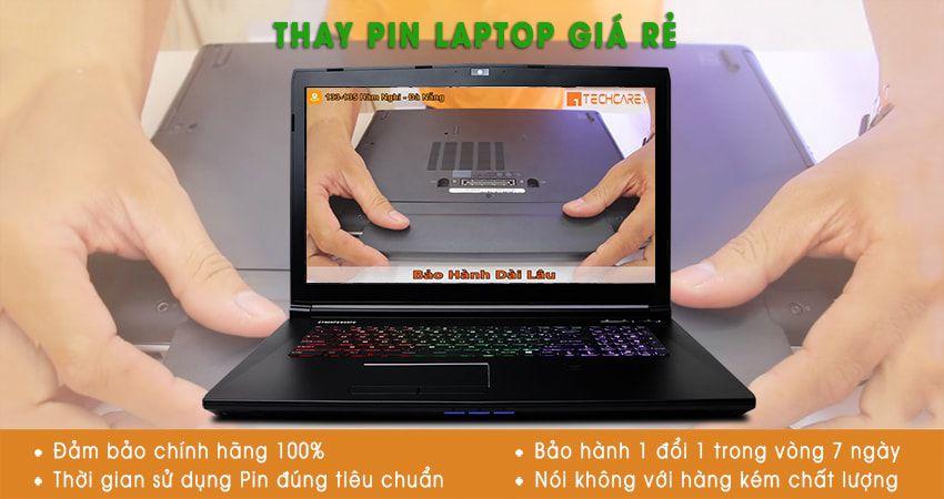 thay pin laptop giá rẻ tại đà nẵng