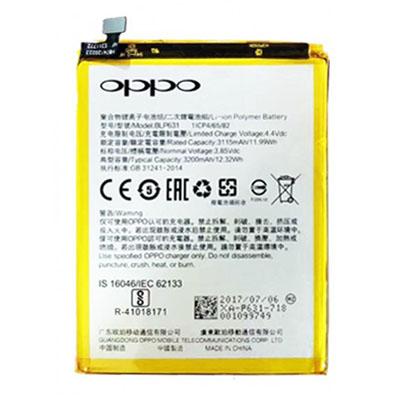 Thay pin Oppo F3