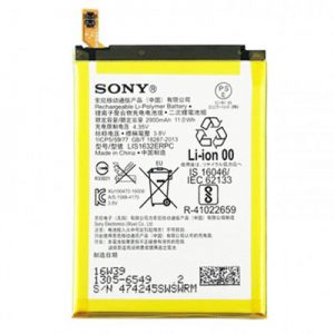 Thay pin điện thoại Sony XZ