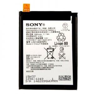Thay pin Sony Z5