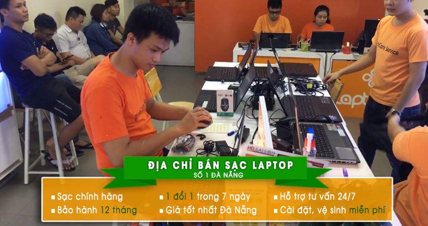 sạc laptop giá rẻ đà nẵng