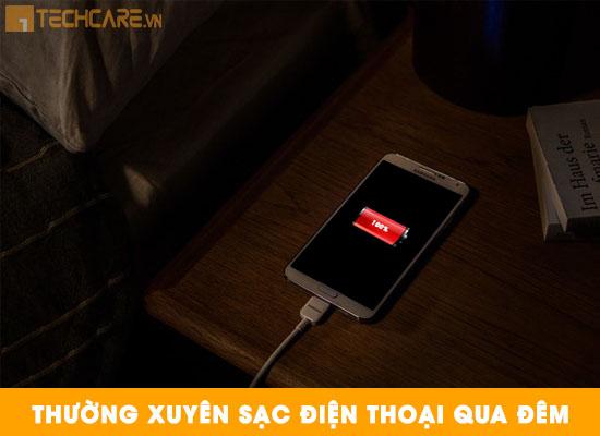 Nguyên nhân dẫn đến hư pin điện thoại