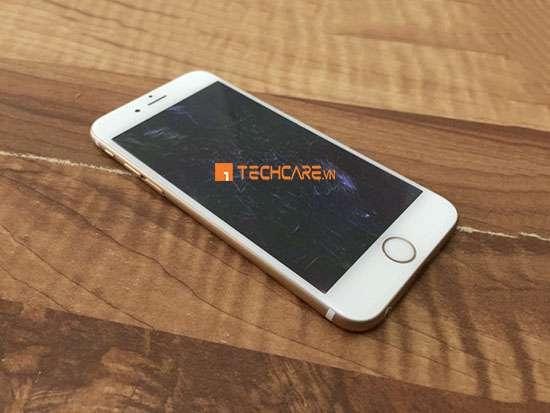 Màn hình iphone 6 có chống xước không