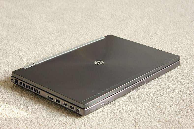 laptop cu gia duoi 10 trieu HP EliteBook 8560w